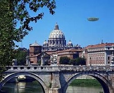 ufo a roma - www.astrologiadivina.it