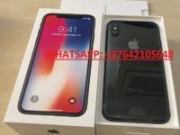 Apple iPhone X 64GB €400 ,iPhone X 256GB €450,iPhone 8 64GB €300,iPhone 8 Plus 64GB €320
